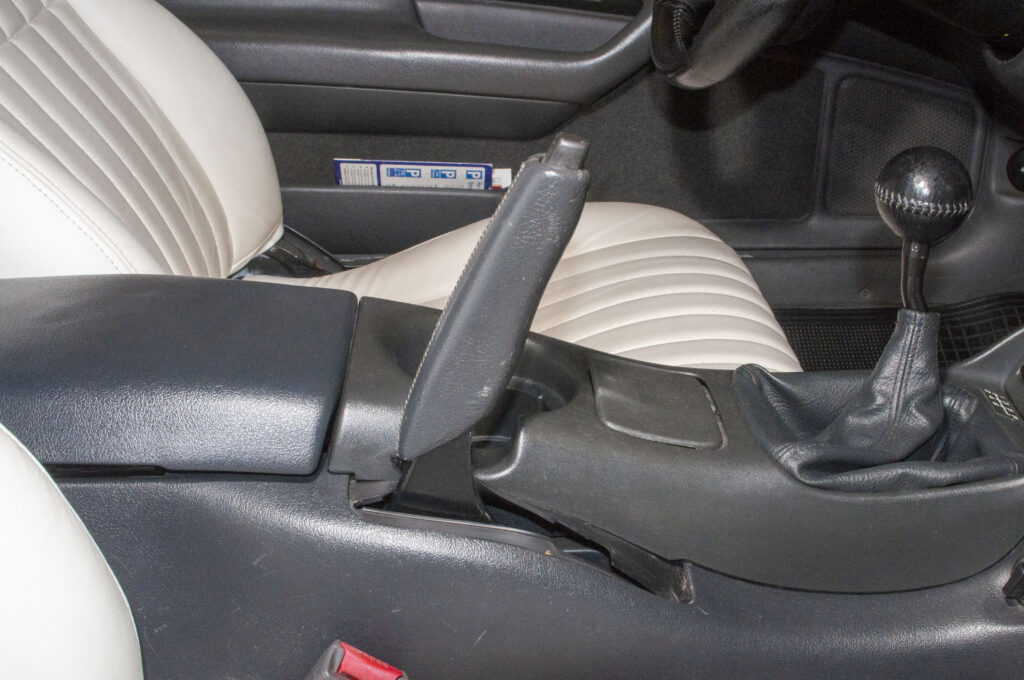 Handbromsen i Camaro 1997
