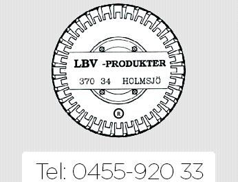 LBV-Produkter